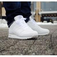 Adidas ZX 700 Leather White (Мужские)