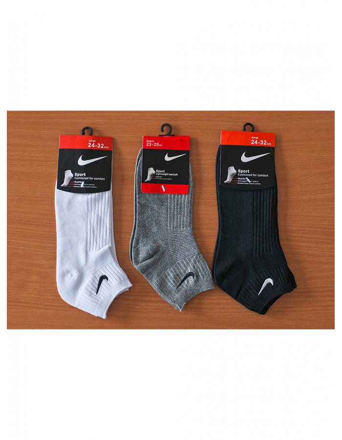 Носки короткие Nike - 3 пары
