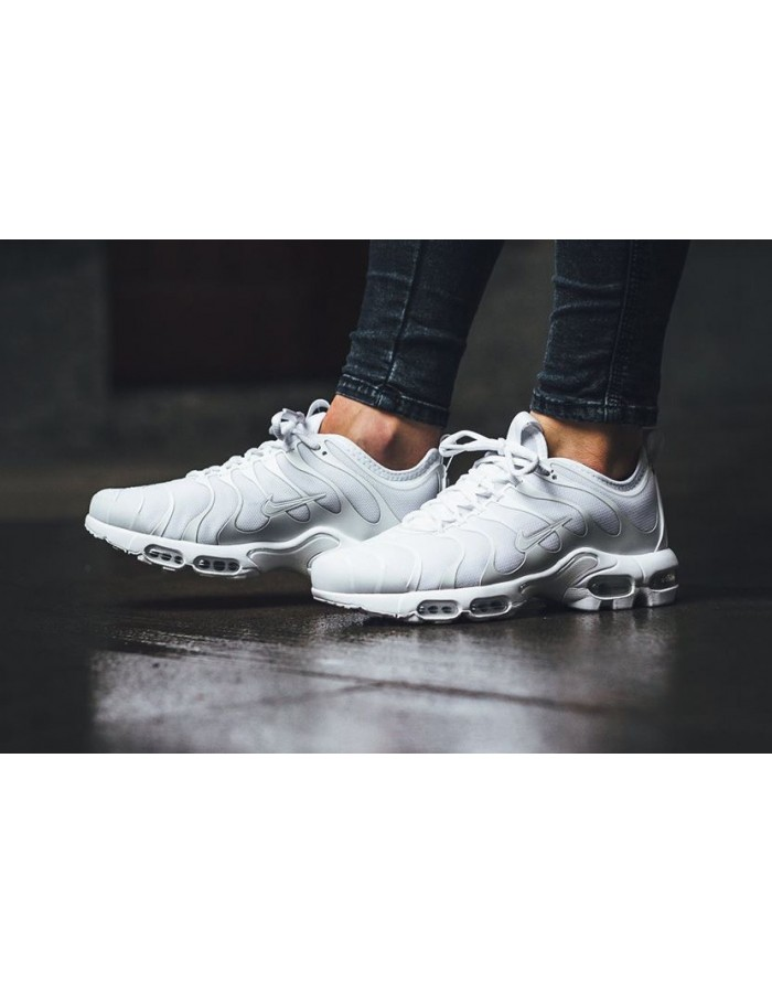 "Nike Air Max Plus Ultra ""White"""