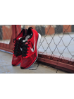 Nike Flyknit Racer Red Black