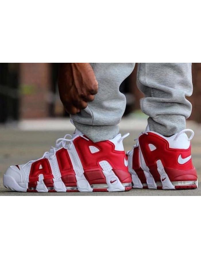 Nike Air More Uptempo x Supreme женские