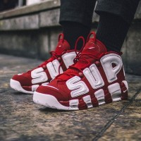 Nike Air More Uptempo x Supreme женские
