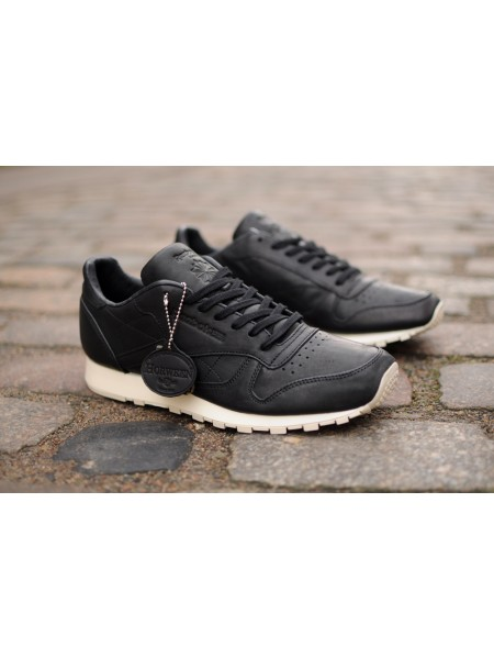 Reebok Classic Leather Lux Черные