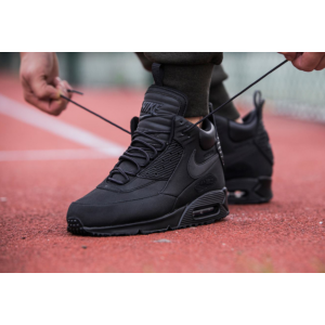 Nike Air Max 90 Sneakerboot Black